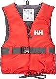 Helly Hansen Herren Rettungsweste Sport Ii Schwimmweste, mehrfarbig (Red/Ebony), M EU