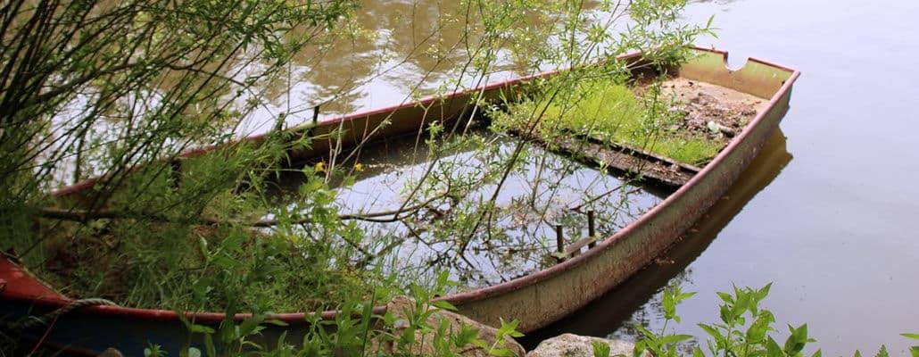 Schlauchboot gebraucht - Manche Boote haben ihre beste Zeit hinter sich