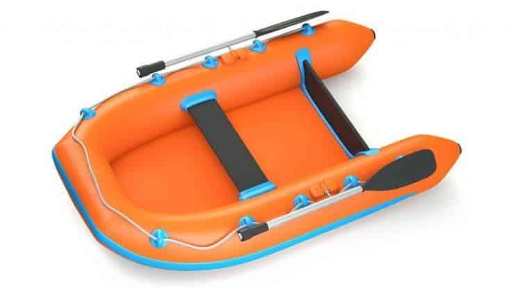 Schlauchboot Orange kaufen